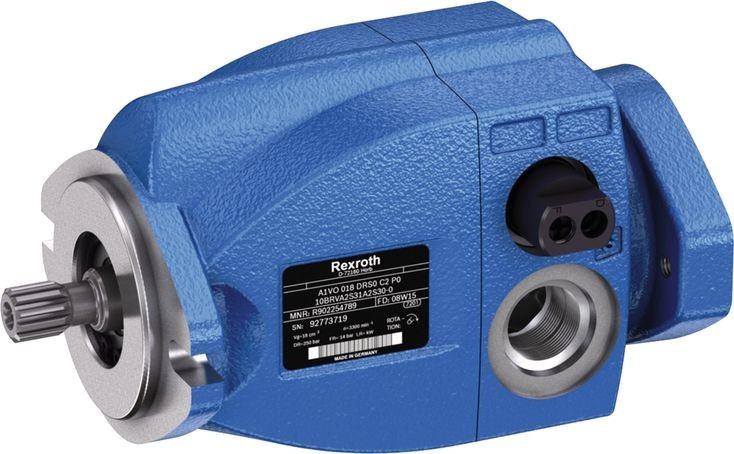 Rexroth Hydraulic Piston Pump A4V A4vso A4vg in Promotion