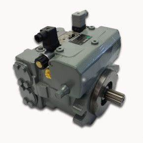 Nice Quality A4VG A4VG28 A4 VG65 71 A4VTG90HW Rexroth Variable Displacement Main Piston Pump for Concrete delivery truck/