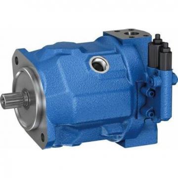 Combination A4V+A10V Hydraulic Axial Pistom Pump