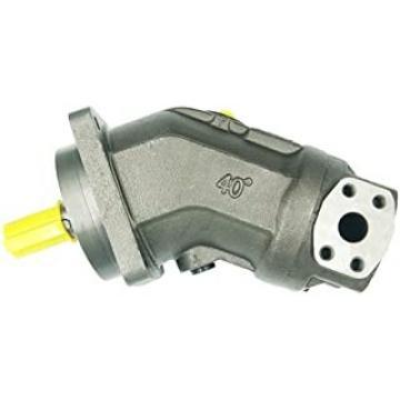 700 bar hydraulic pump