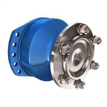 Rexroth Bi-Direction Komatsu Cast Iron Hydraulic Gear Motor Hydraulic Planetary Orbital Motor