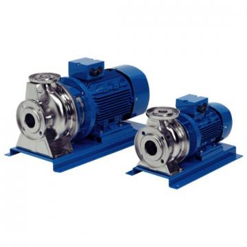 Parker F11, F12 Series Piston Plunger Pump and Motor