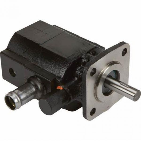 Hand operated hydraulic oil pumps china supplier #1 image